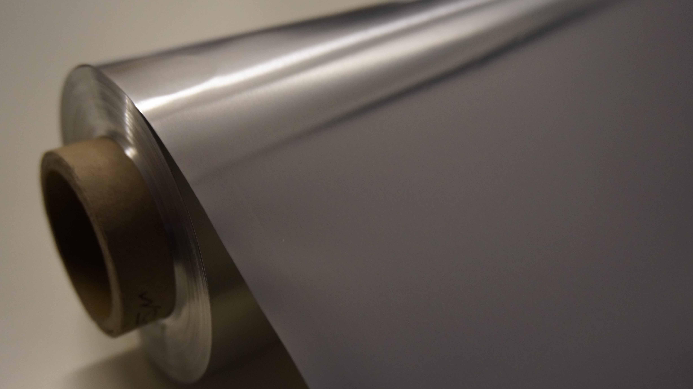Verpackung von Lebensmitteln mit Aluminiumfolie