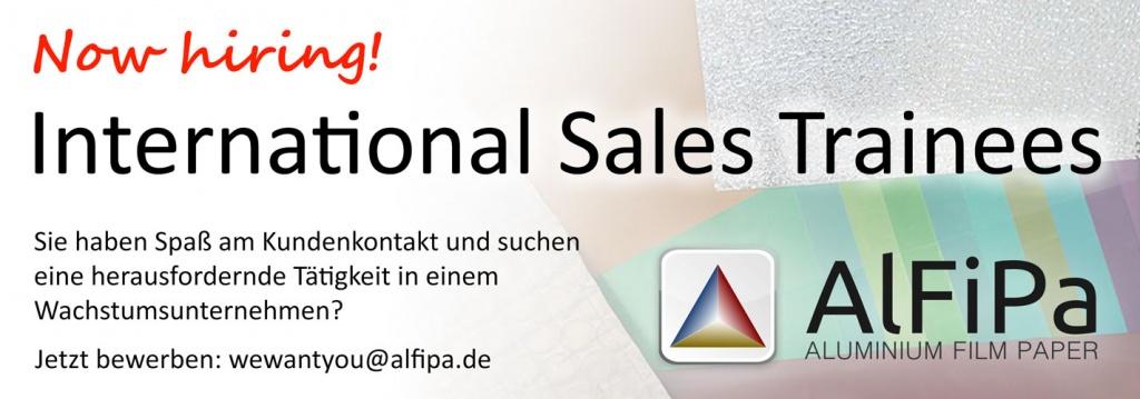 International Sales Trainee