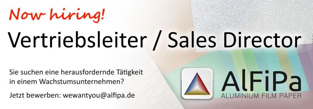 Vertriebsleiter / Sales Director