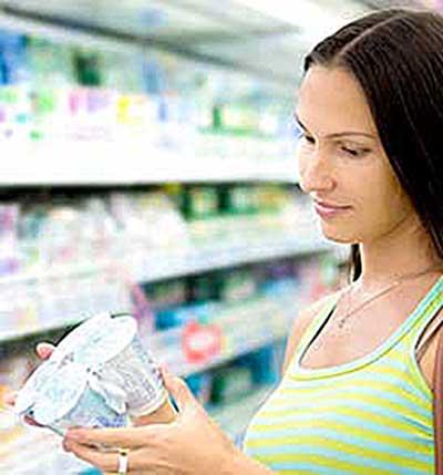 Aluminiumverpackungen für Lebensmittel