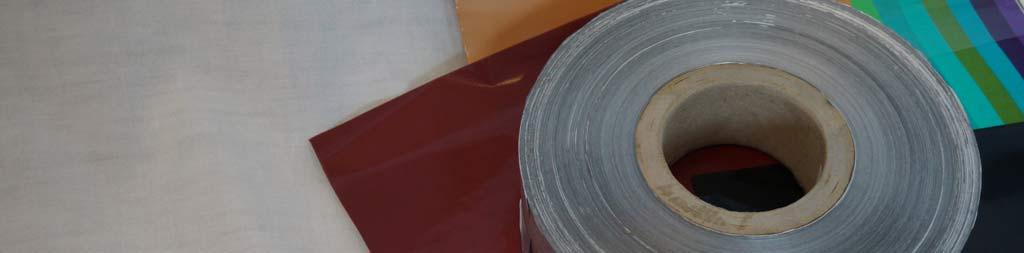 Aluminiumfolie auf kleiner Rolle