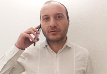 Ansprechpartner Ali Cabuk