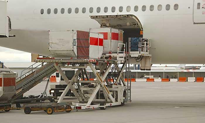Schutzabdeckungen Luftfrachtcontainer