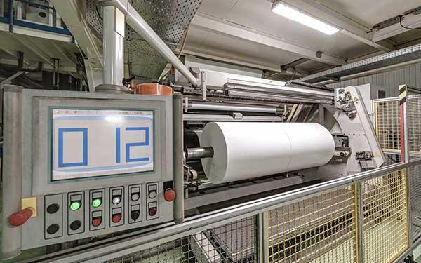 Herstellung und Produktion von Verbundfolien